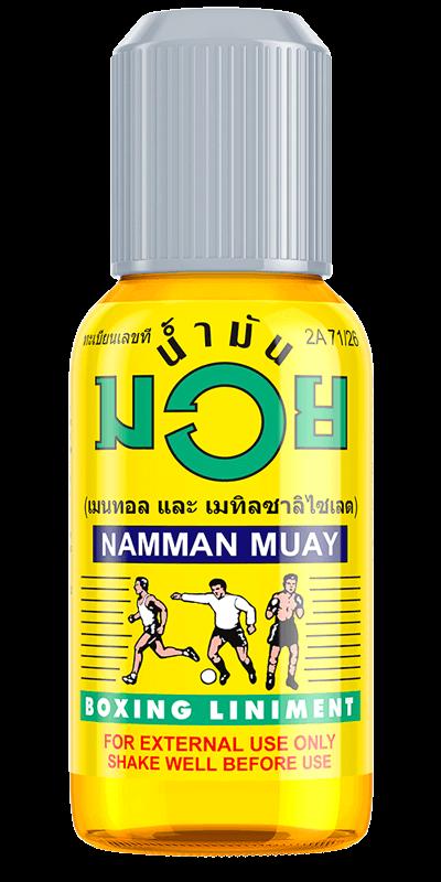 Namman Muay Olio 450ml
