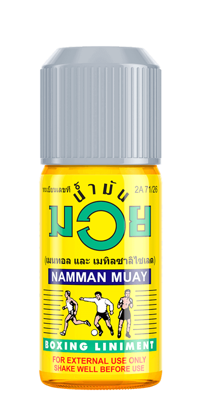 Namman Muay ulje 120ml