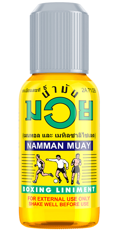 Namman Muay ulje 450ml