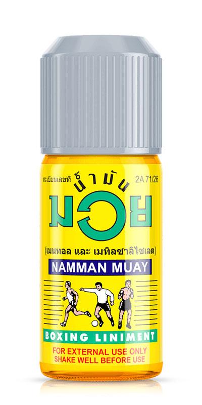 Olio Thai Namman Muay 120ml