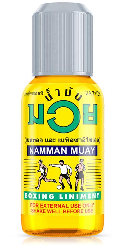 Olio Thai Namman Muay 450ml