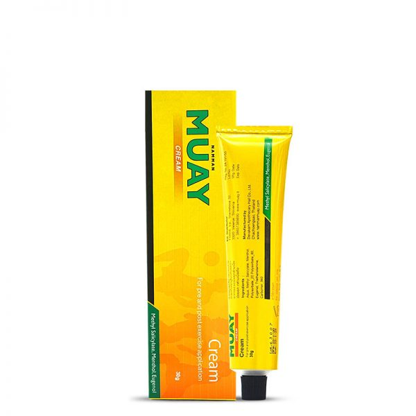 Namman Muay Thai Cream 30g