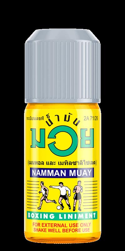 Namman Muay Liniment 120ml